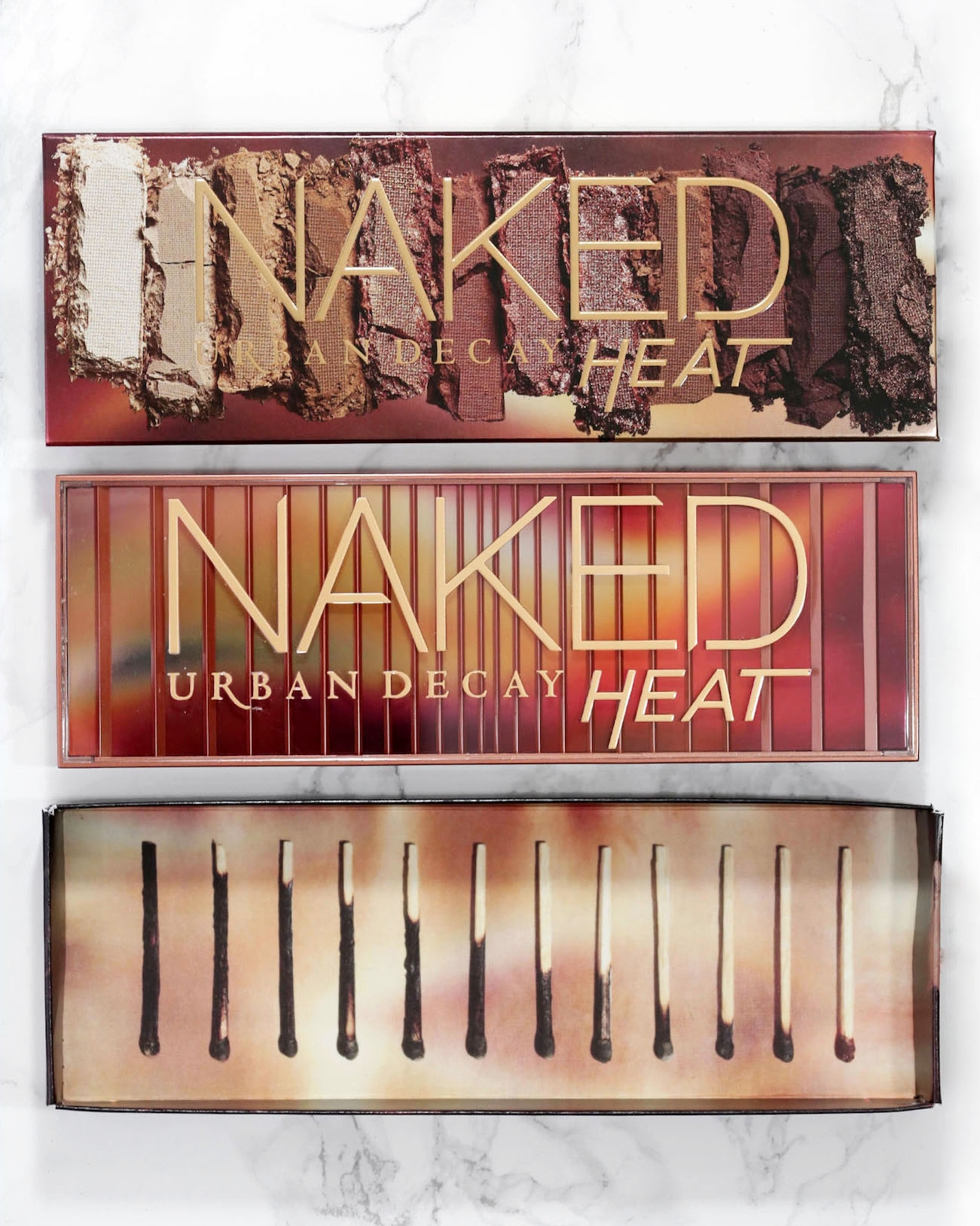 Urban Decay Naked Heat Palette - Makeup-Sessions