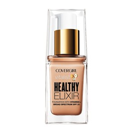 CoverGirl Vitalist foundation review