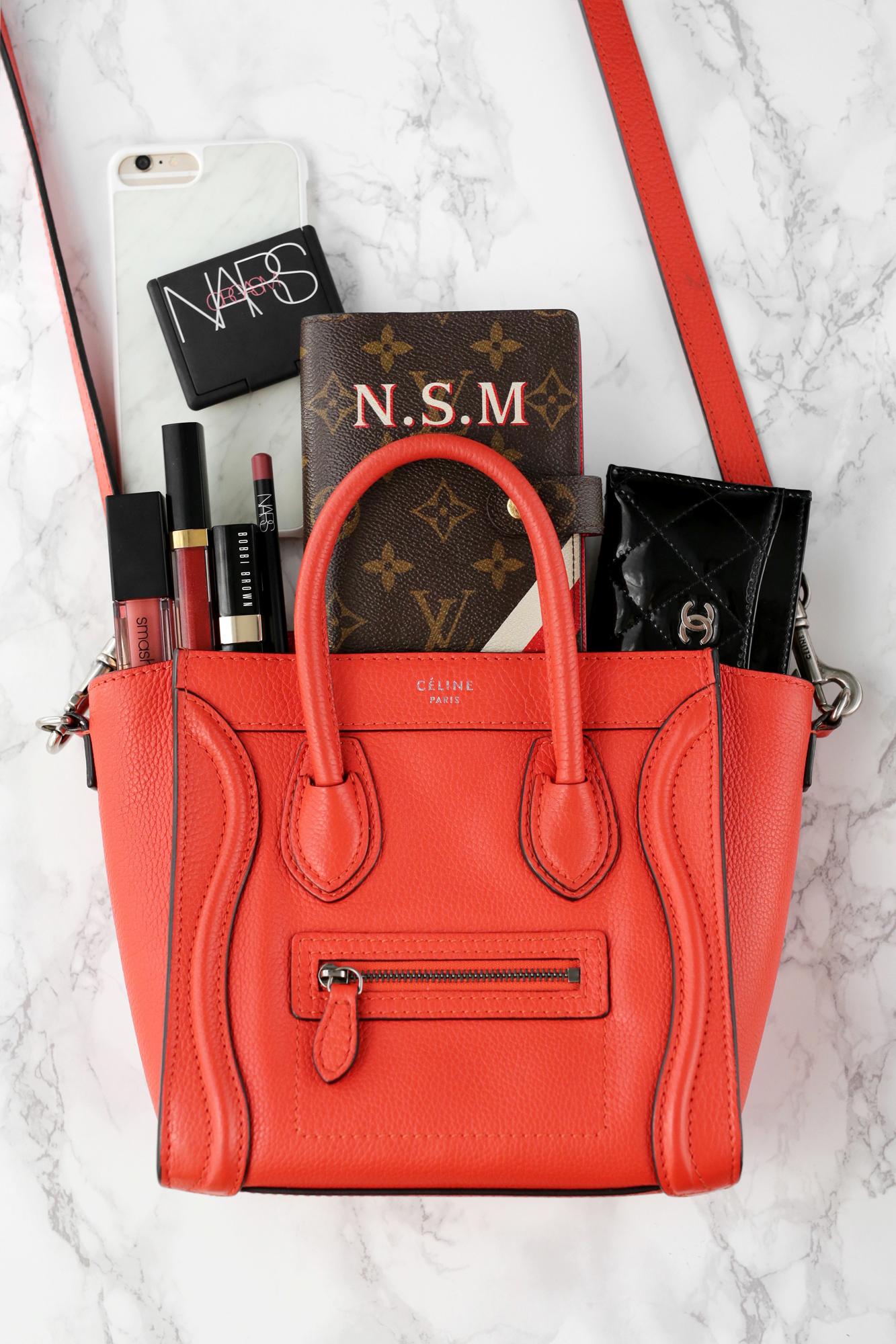 What's in my Celine Nano Luggage Bag_9151.jpg