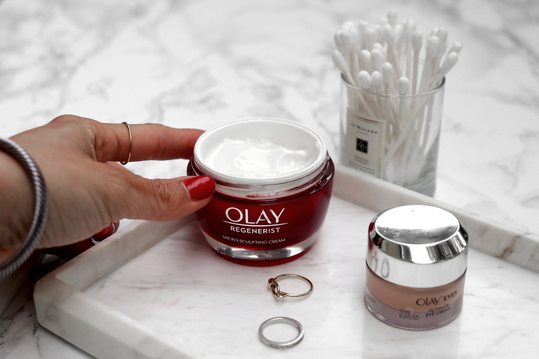 Olay Regenerist Micro Sculpting cream review -Skincare for your thirties and beyond_2761.jpg