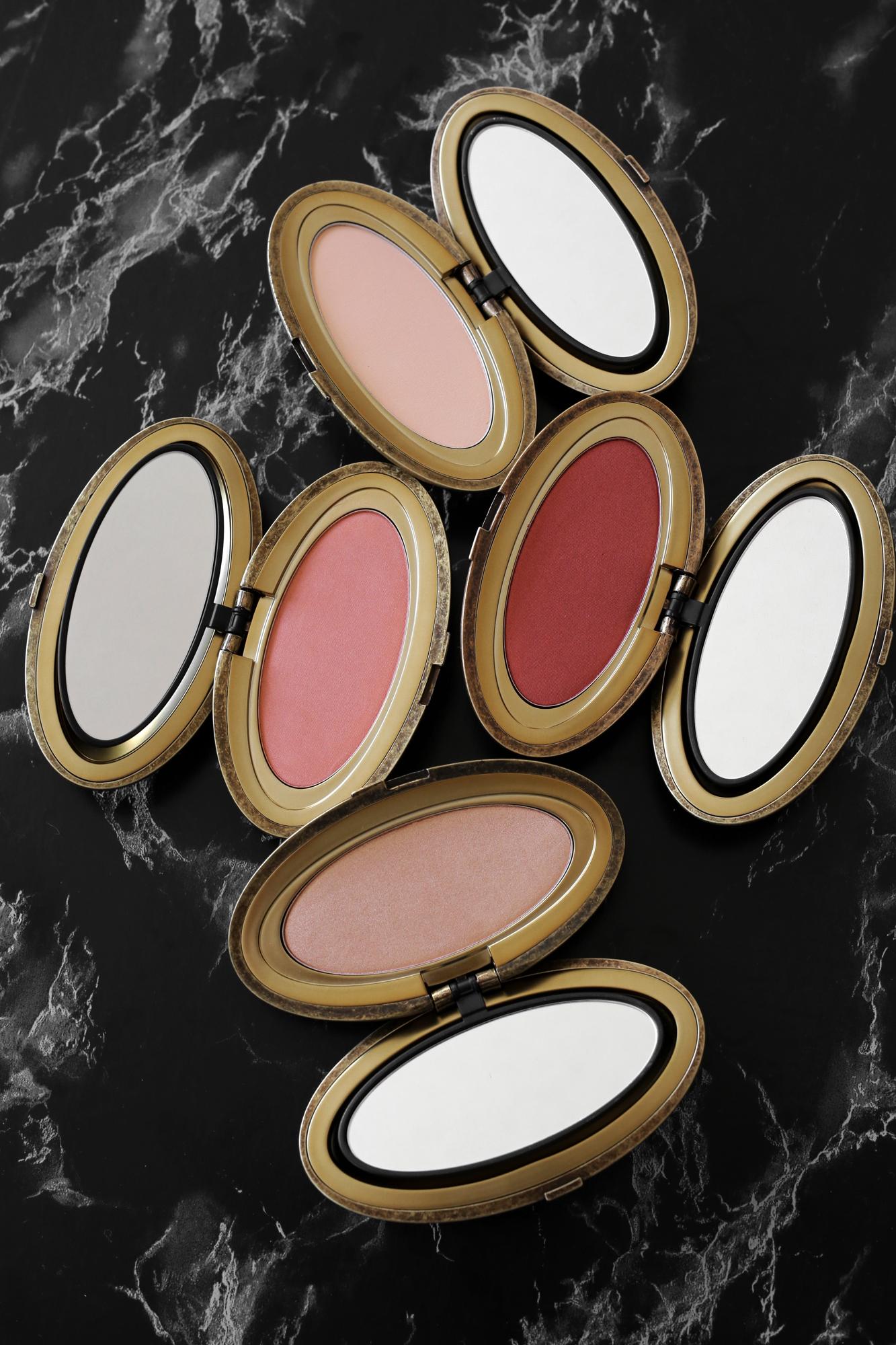 MAC x Robert Lee Morris makeup collection 2017 lipstick, blush, powder, compact, brush, beauty_5500.jpg