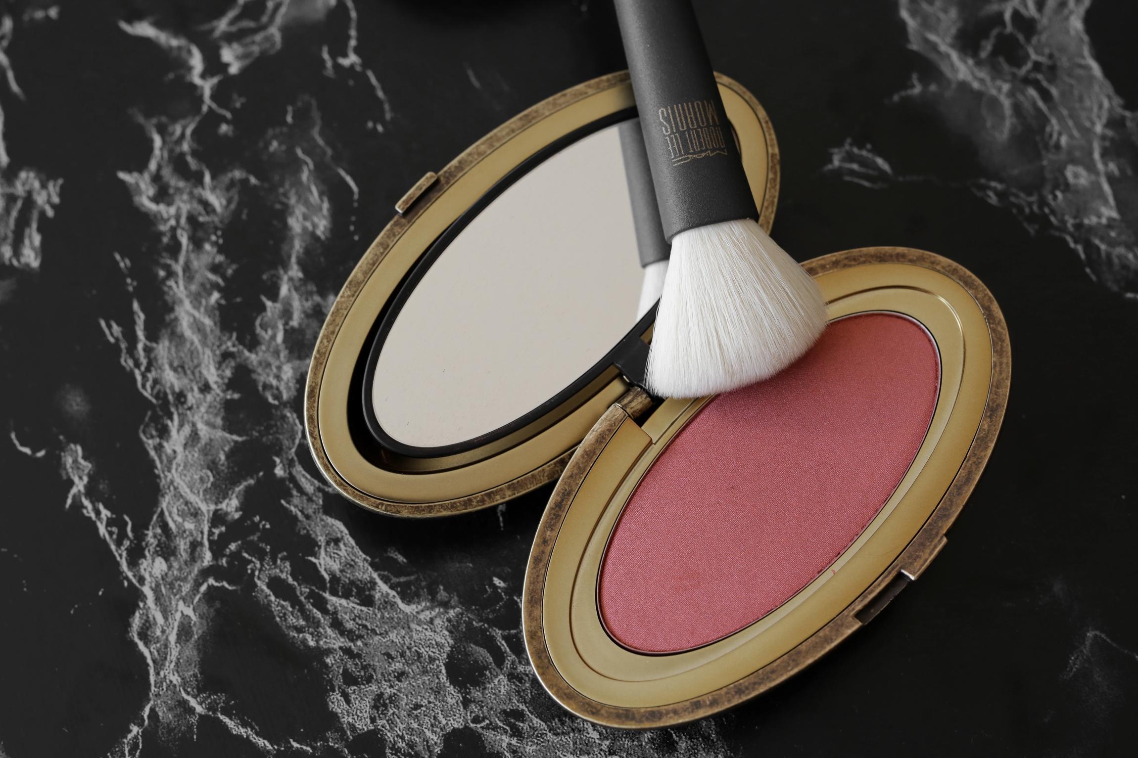 MAC x Robert Lee Morris makeup collection 2017 lipstick, blush, powder, compact, brush, beauty_5518.jpg