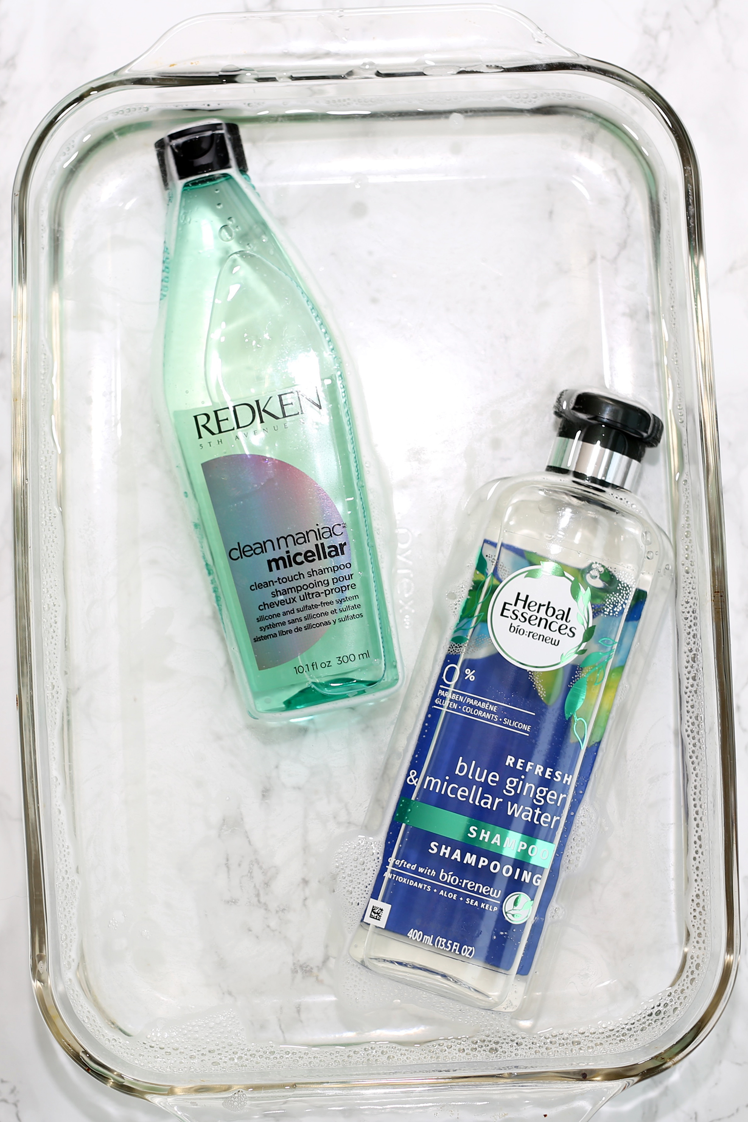 Micellar Shampoo Is The Next Big Thing For Hair Care! - Redken Micellar Shampoo and Herbal Essences bio renew Micellar Shampoo and conditioner, Rachel Zipperian, Nathaie Martin, beauty blog woahstyle.com_6159.jpg