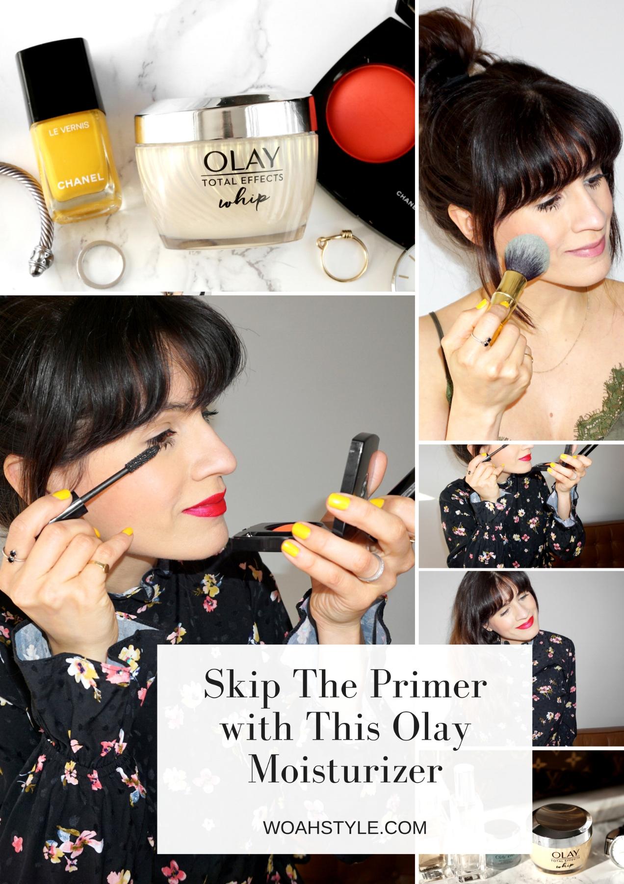 Skip The Primer with This Olay Moisturizer.jpg