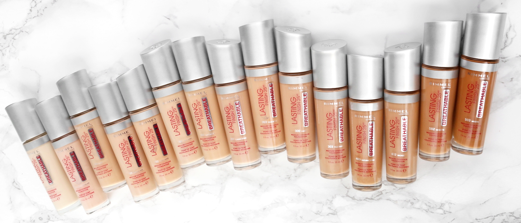 Review- Rimmel's Lasting Finish Breathable Collection - 25 hour wear foundation, concealer, and breathable primer - woahstyle.com - toronto beauty blog by nathalie martin_7296.jpg