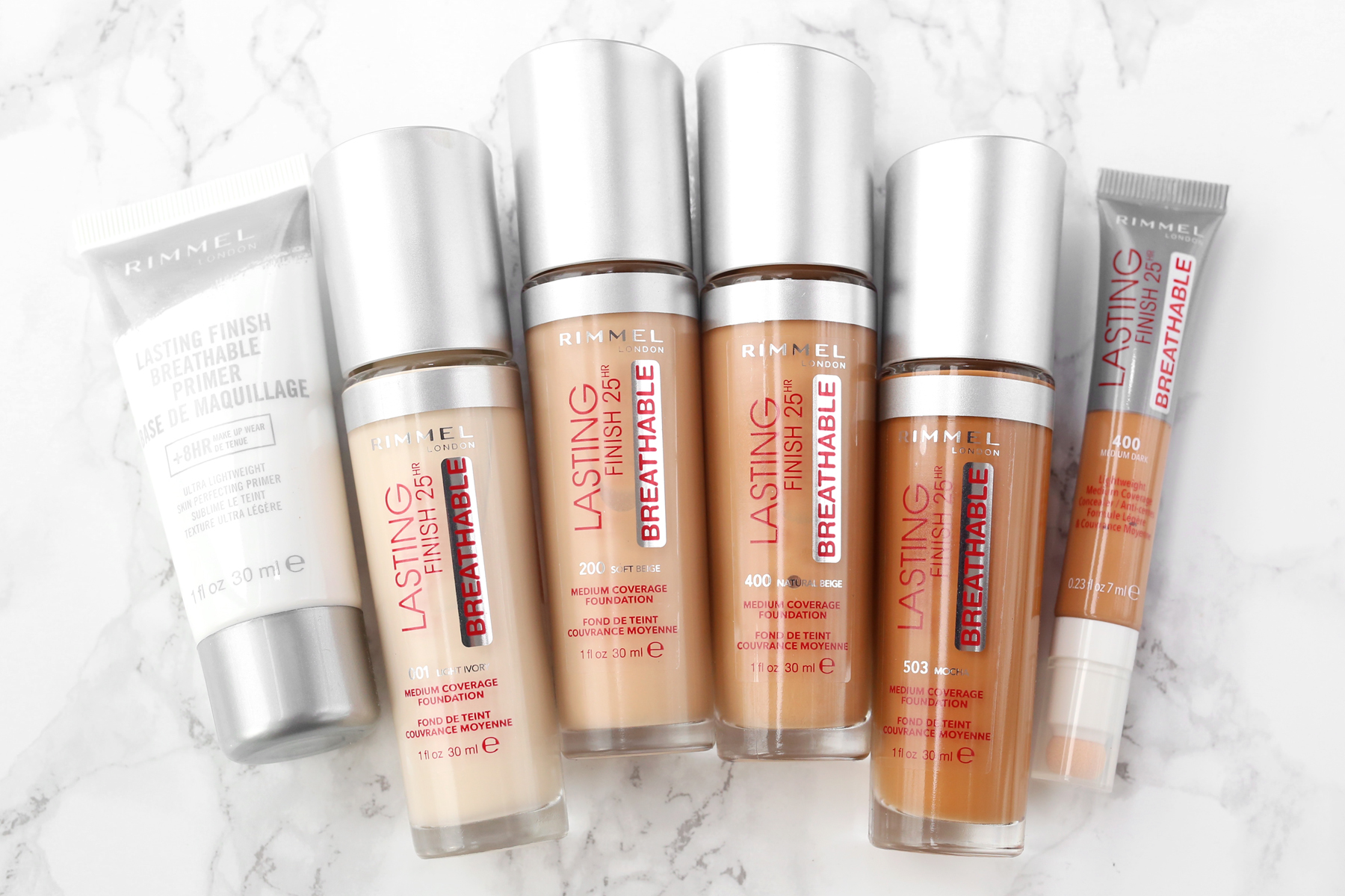 Review- Rimmel's Lasting Finish Breathable Collection - 25 hour wear foundation, concealer, and breathable primer - woahstyle.com - toronto beauty blog by nathalie martin_7266.jpg