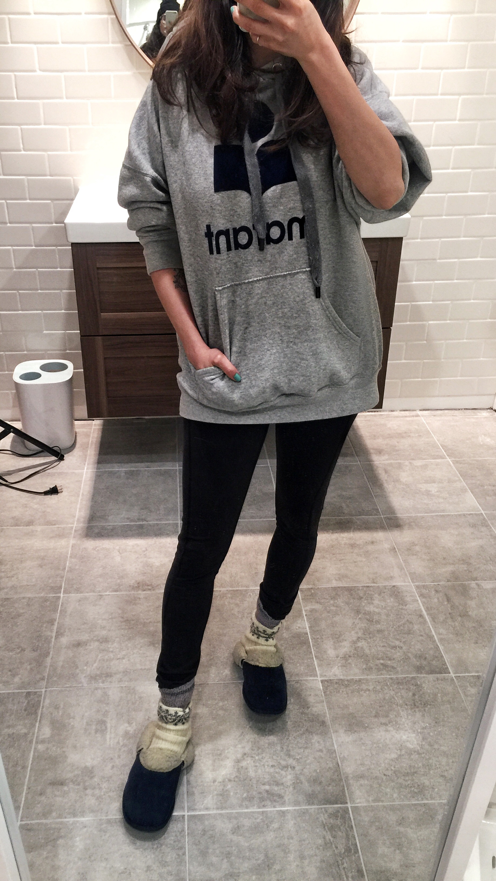 woahstyle.com - 365 outfits - day 6 spring 2018 - isabel marant hoodie nathalie martin.JPG