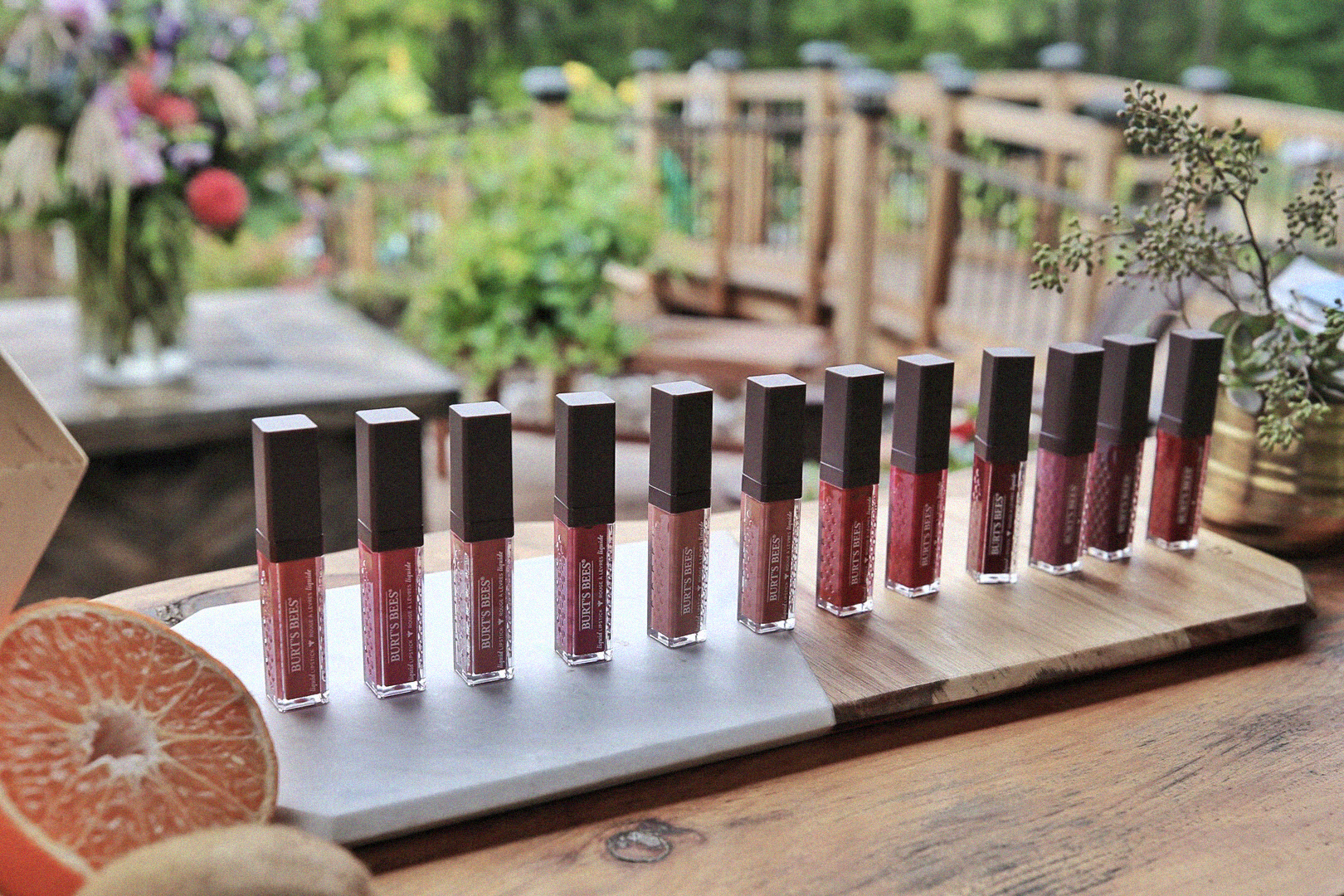 Burt's Bees 2019 launches, liquid lipsticks, natural makeup  - photos by Nathalie Martin, woahstyle.com_9857.JPG