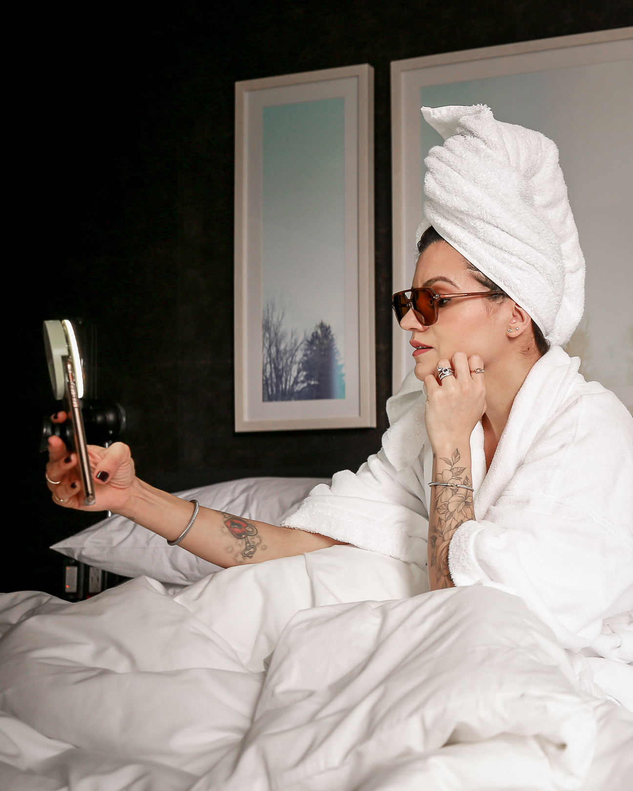 Nathalie Martin with her Bonlook Jerry sunglasses at the Anndore House Hotel in Toronto, woahstyle.com_4292.jpg