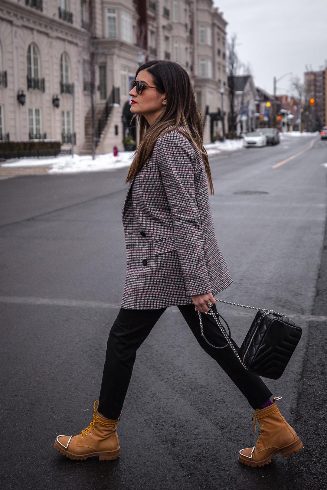 nathalie martin - anine bing lightning bold sweater, alexander wang lyndon boots, bonlook jerry glasses, plaid blazer, frank and eileen joggers, street style, pinterest @woahstyle_7154.jpg