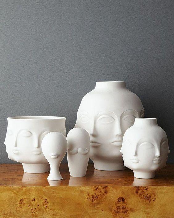 Image Source:  Jonathan Adler Dora Maar vases via Wayfair