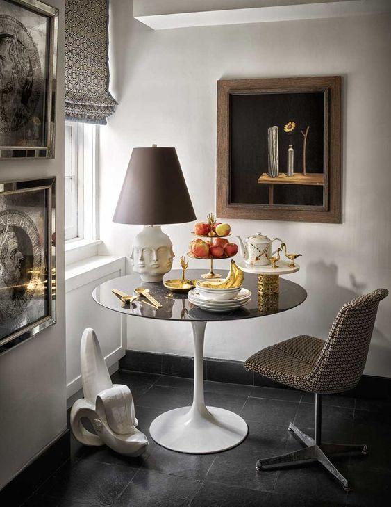 Image Source:    Elle Decor , Jonathan Adler and Simon Doonan home