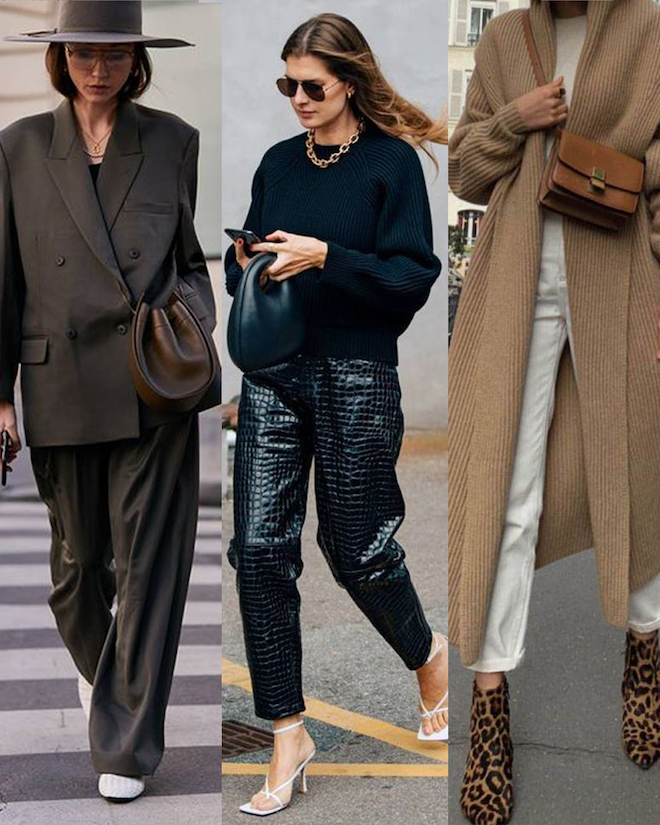 Instagram @_NathalieMartin - Top Fashion Trends for fall 2019, leather textured pants, street style, woahstyle.com.jpg
