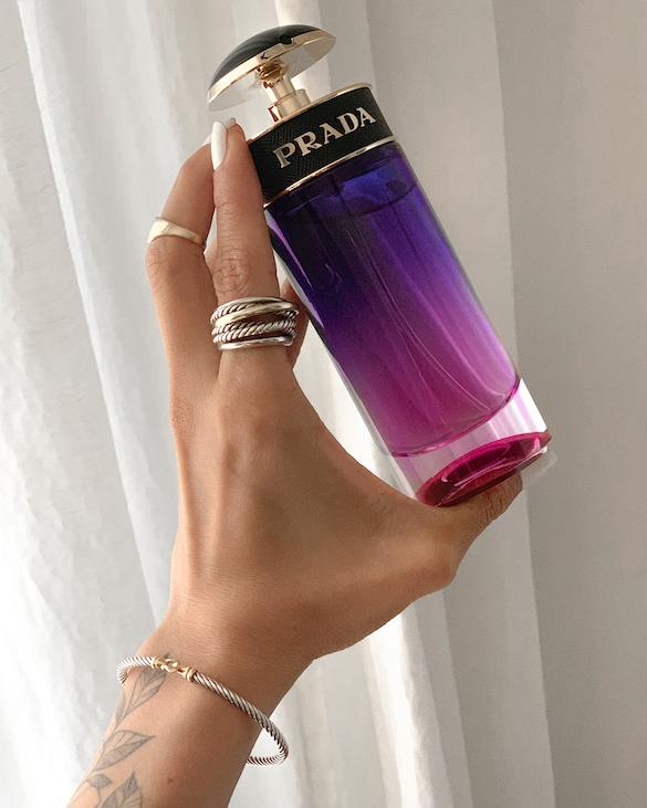 Prada Candy Night Perfume, fall 2019 beauty blog, David Yurman jewelry woahstyle.com.jpg