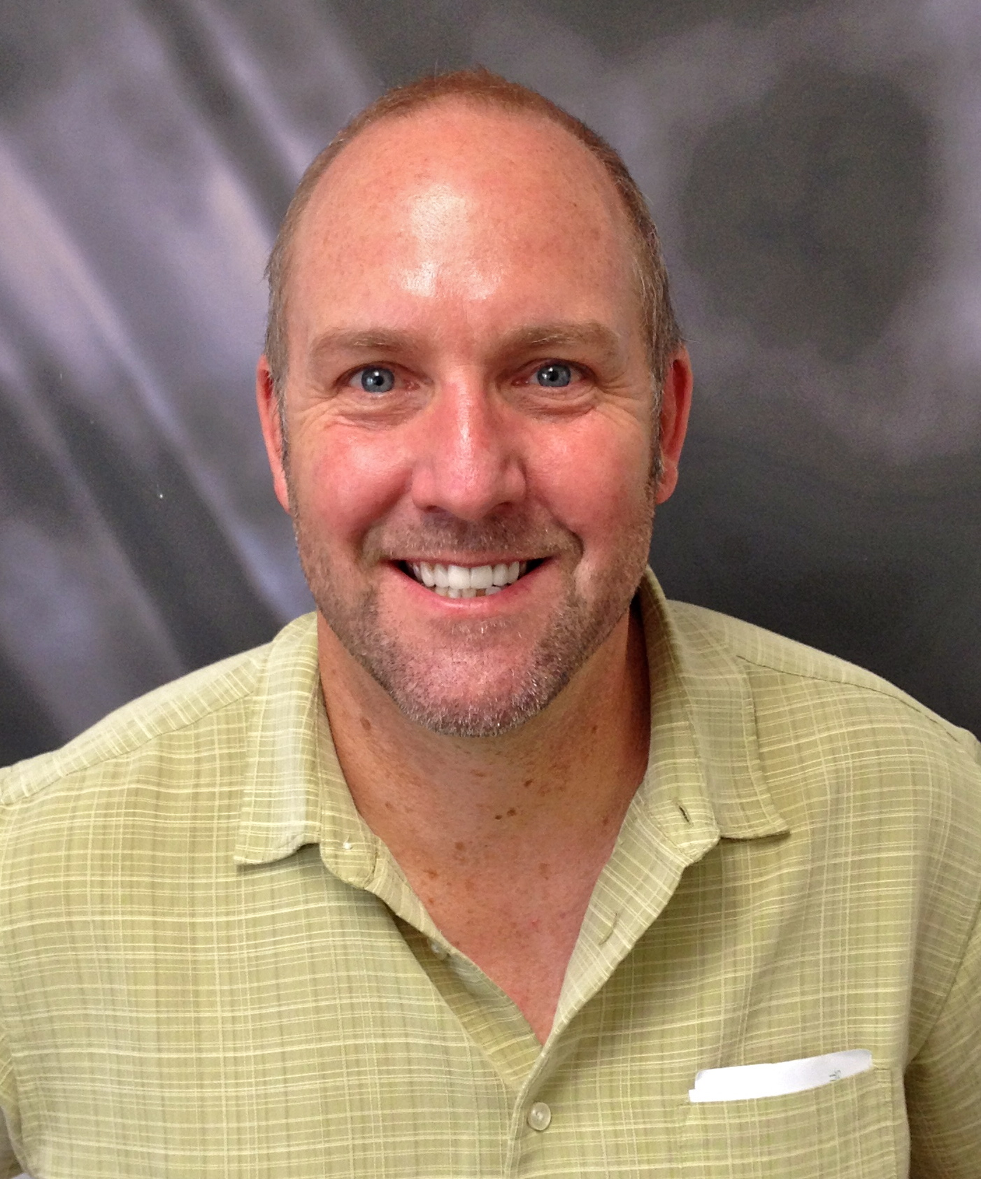 Synergy Lab's owner, Andy Knapp.