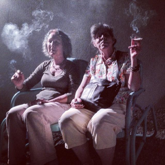 Out Smokin