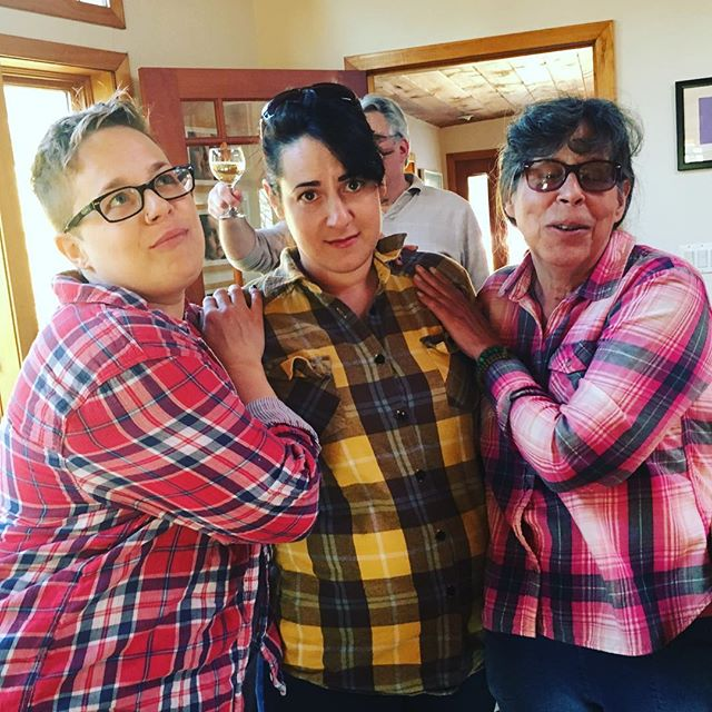 Lumberjack Ladies