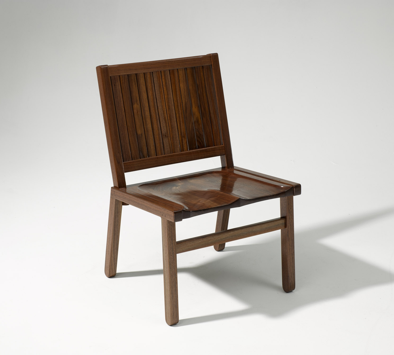 Wooden Chair Product Photography