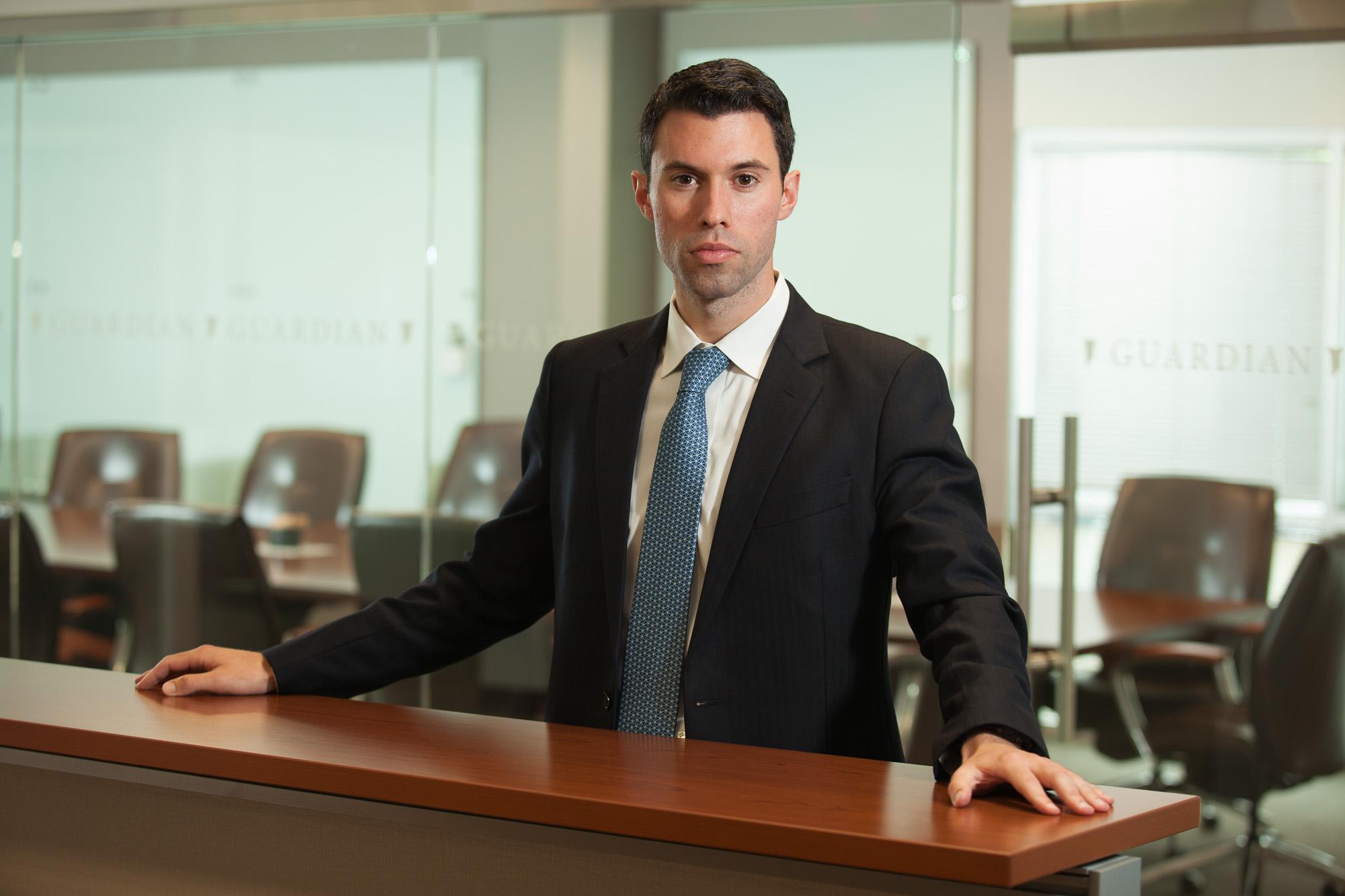 Corporate Office Portrait
