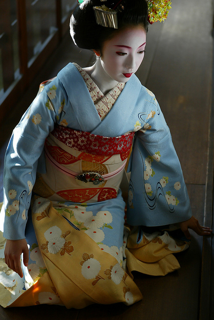A Modern Day Geisha