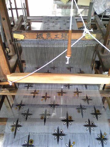 Warped Meisen Loom