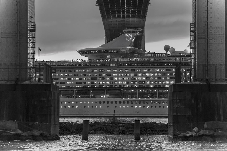 BW Cruise Ship Under the Verrazano Bridge.jp.jpg