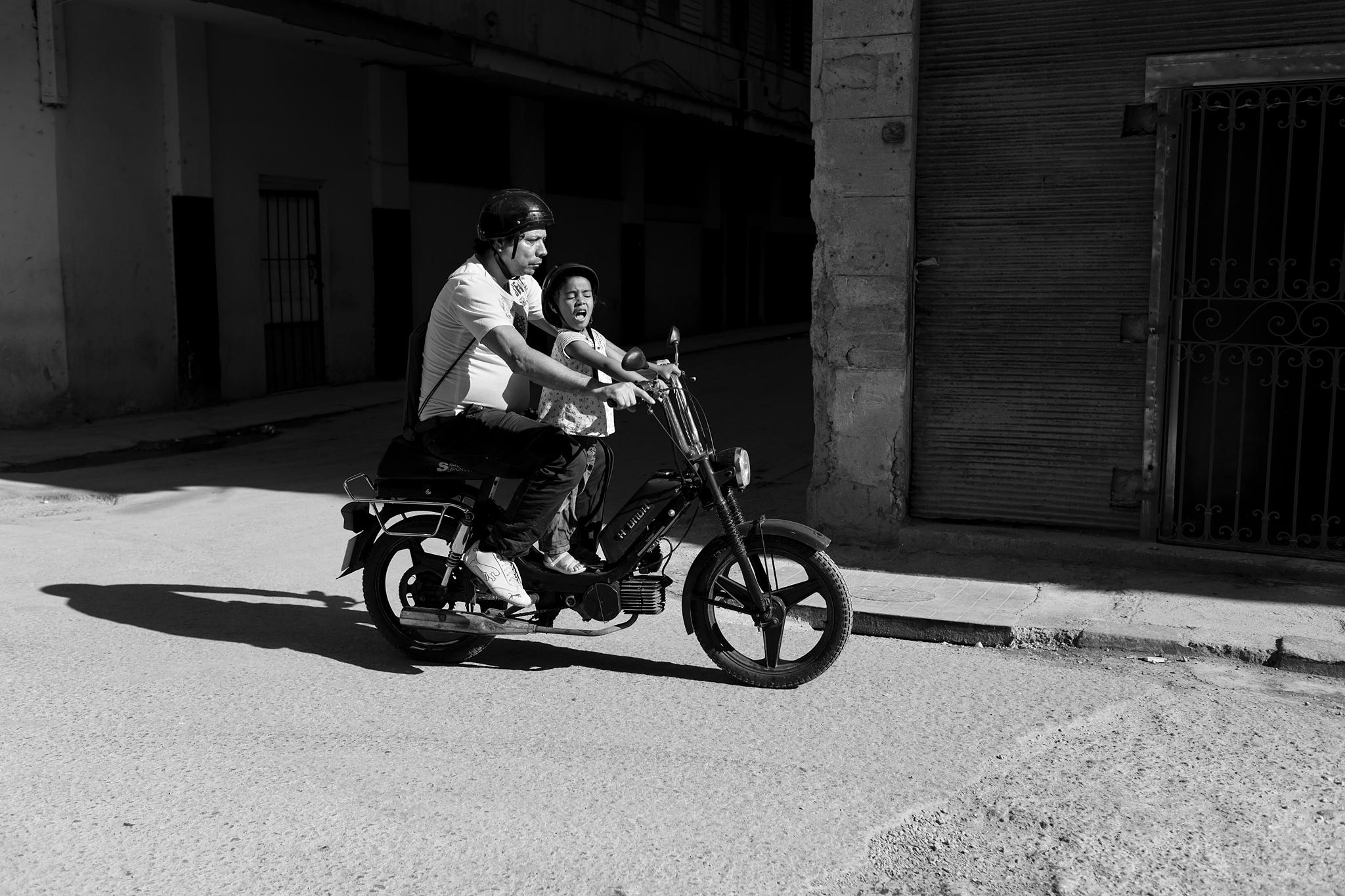 Born To Be Wild - La Habana Vieja, Cuba, 2017