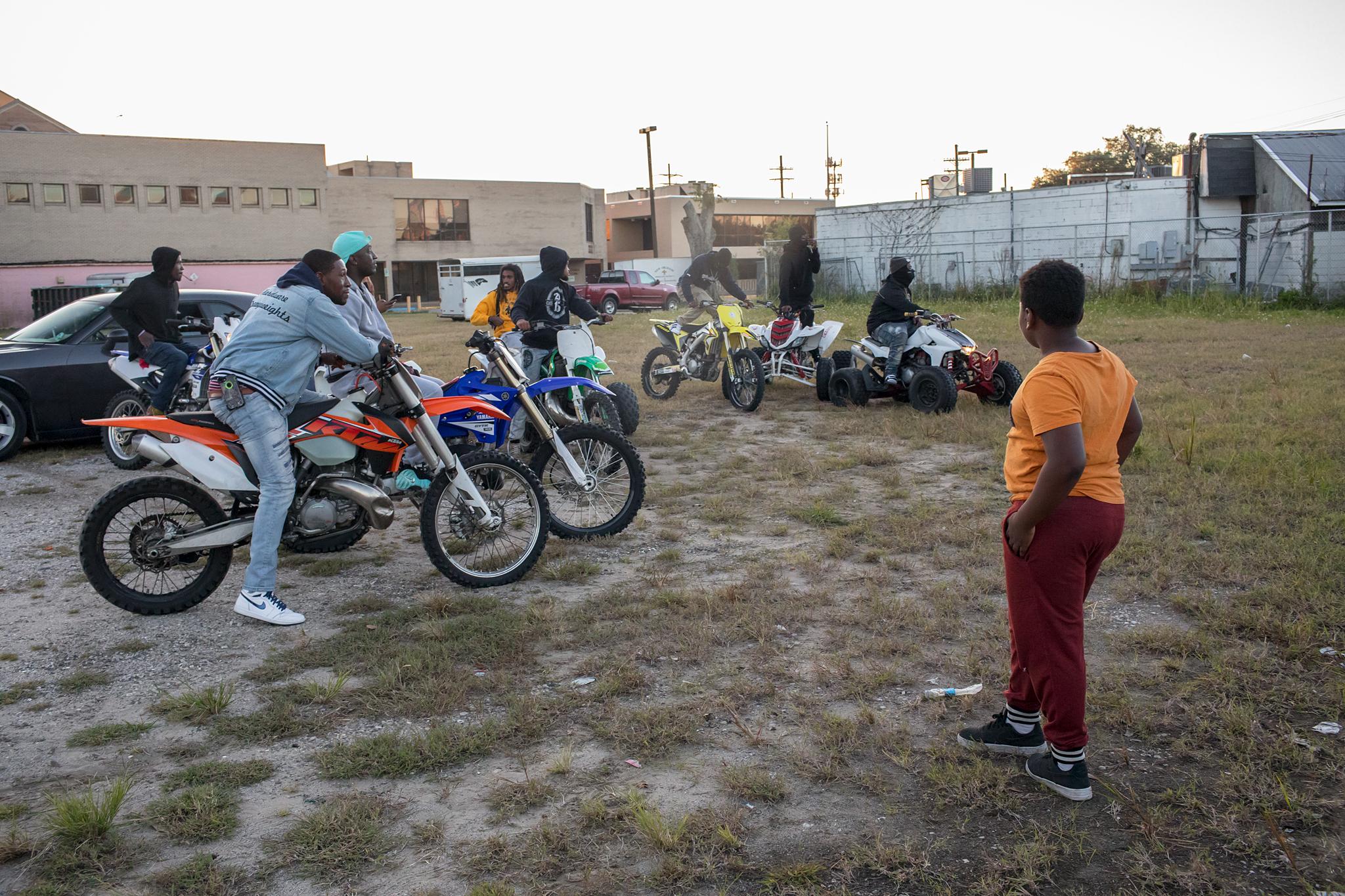 The Big Kids Got Big Bikes - New Orleans, LA