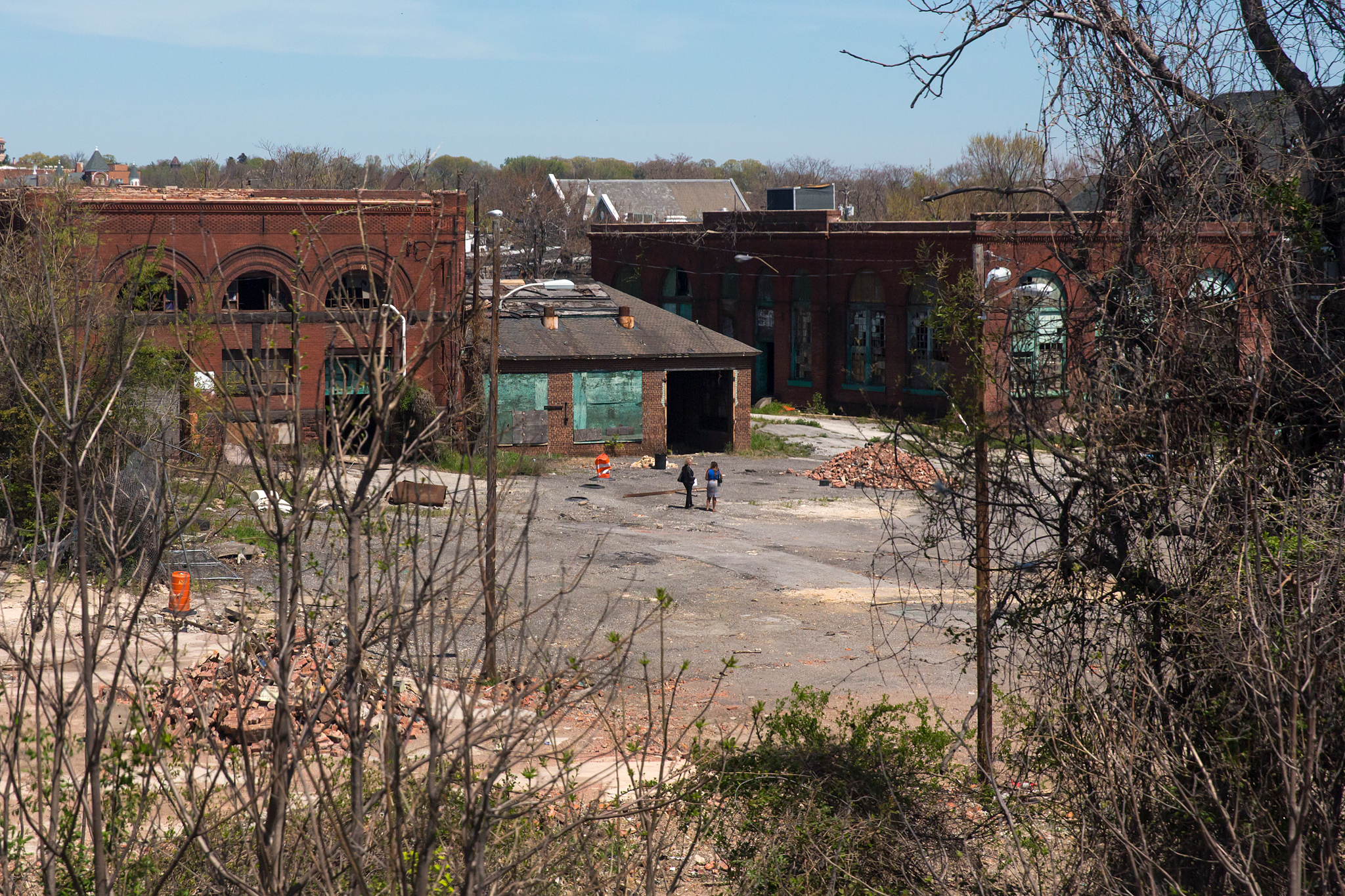 Imagine What We Could Do With This Place - Baltimore, MD 4.18.2016 - WAS-NYP
