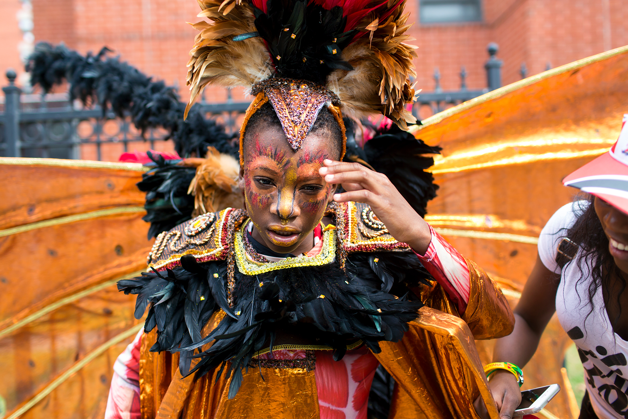 Mysteries Of The Mas - West Indian Junior Carnival, 2016