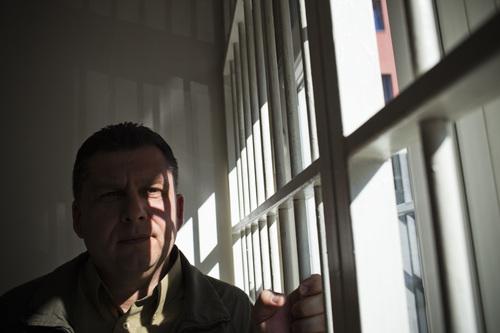 Prosecutor Jasmin Mesic, Bihac, BiH. Photo: Jared Moossy