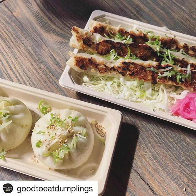 We are SUPER delighted to have @goodtoeatdumplings serving their meticulously delicious savory treats behind the bar this #firstfriday  Also back by popular demand @johnbrotherspianocompany @locallanguageart featuring @windychien , newcomer @drinkgoldenstate cider, all at @twomilewines  Be there! Or be rare!