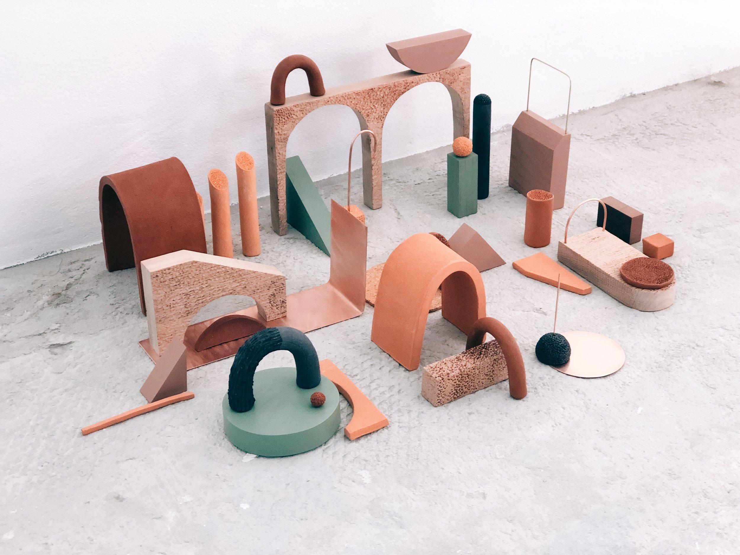 A van Rhijn - Second Time Around (architectural landscape installation) 1.jpg