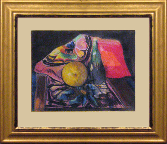 JOSEPH STELLA<br/>Still Life with Grapefruit