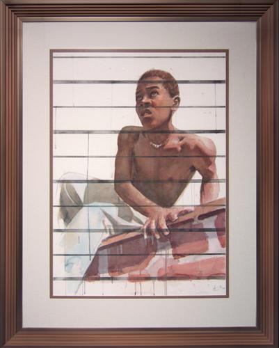 ALAIN PINO HERNANDEZ<BR/>'Cuban Criminal' in 2001