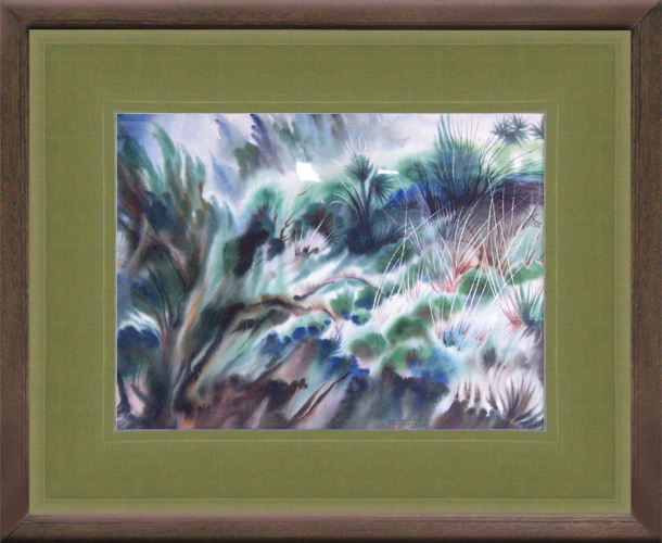 MAURICE BERNSON<BR/>Florida Landscape