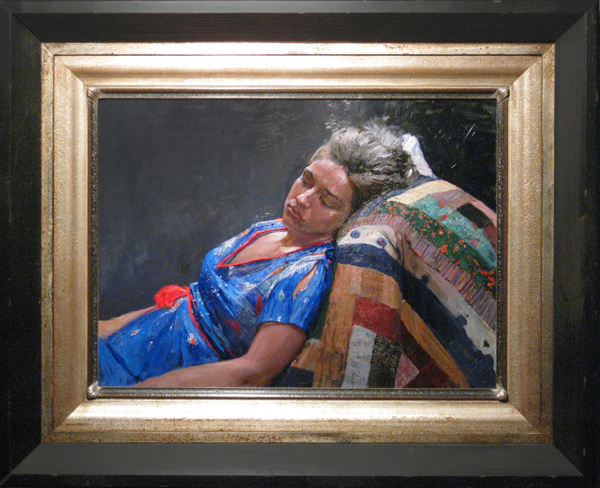 TIMUR AKHRIEV<BR/>Woman Sleeping