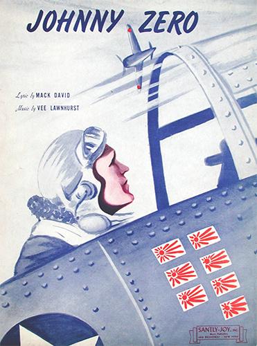 Johnny Zero, 1943.jpg