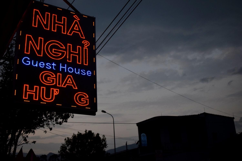 Nha Nghi somewhere between Nha Trang and Hoi An