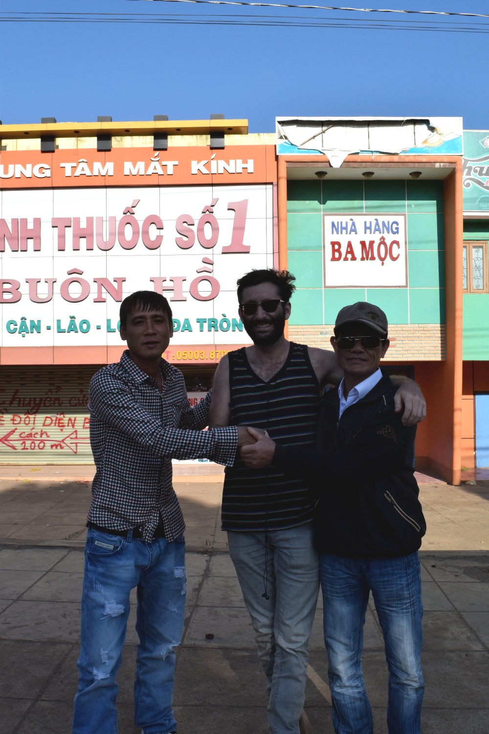 More friends somewhere between Nha Trang and Hoi An