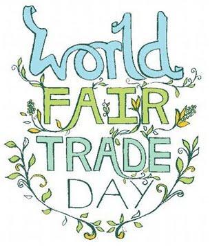 World Fair Trade Day. Fair Trade. Support Fair Trade.