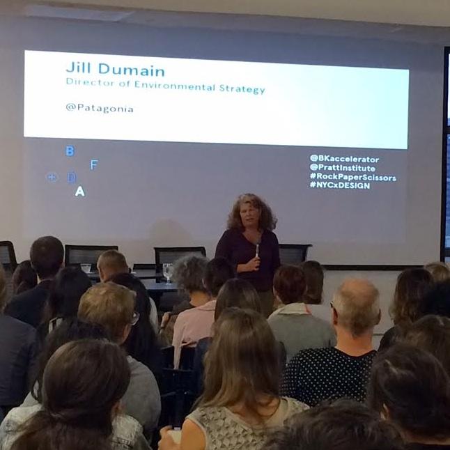 Jill Dumain fromPatagonia.