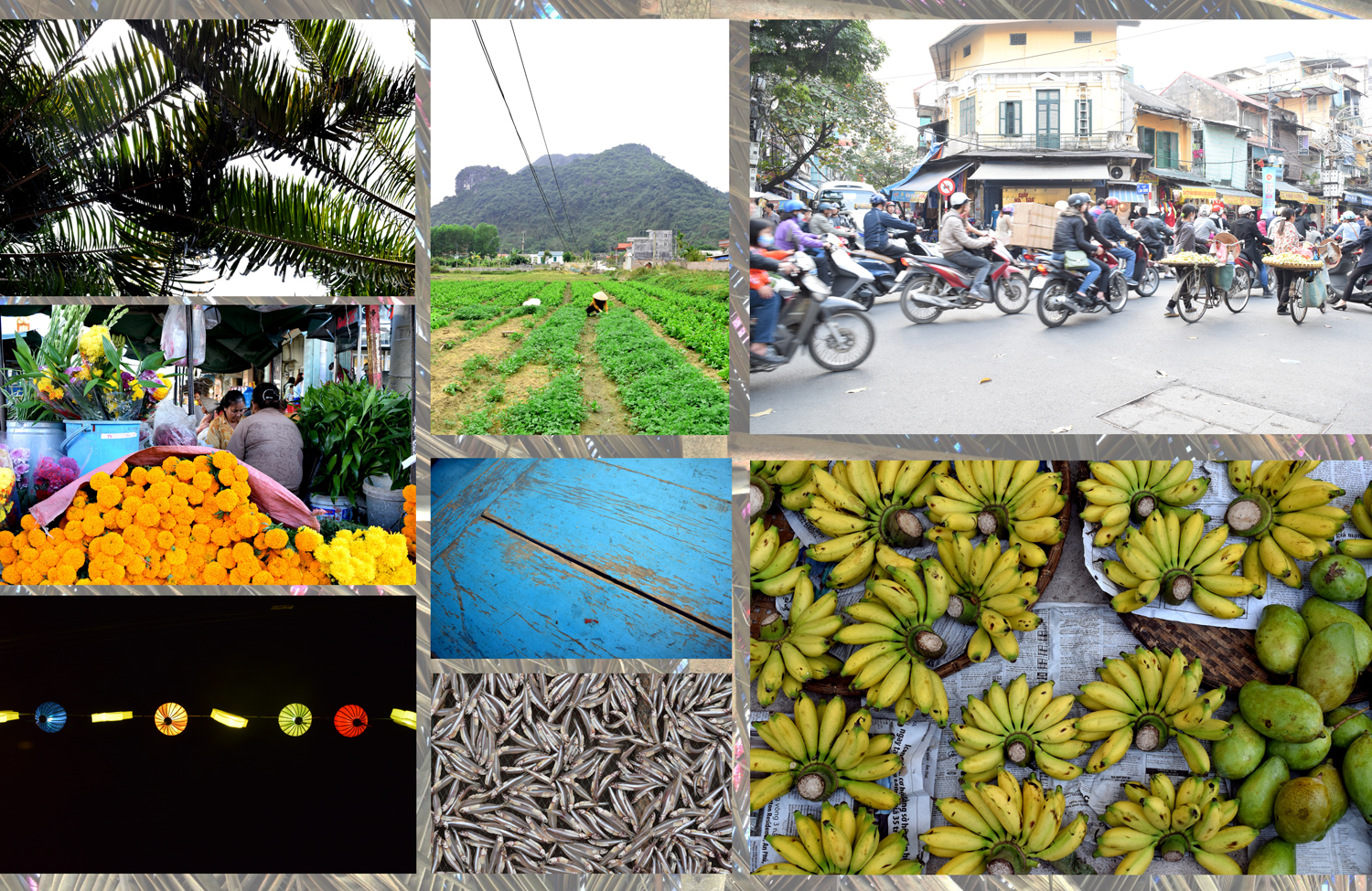 Vietnam, mood board monday, spirit of Vietnam, travel 2015 SE Asia, fayelessler.com Faye Lessler photography, design