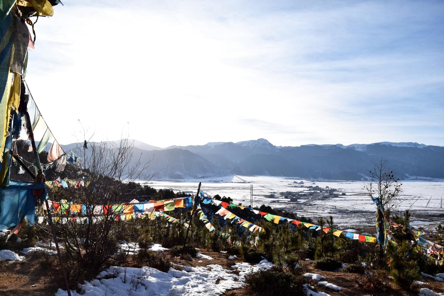 how to be a conscious traveler sustainable travel Shangri La China Tibet