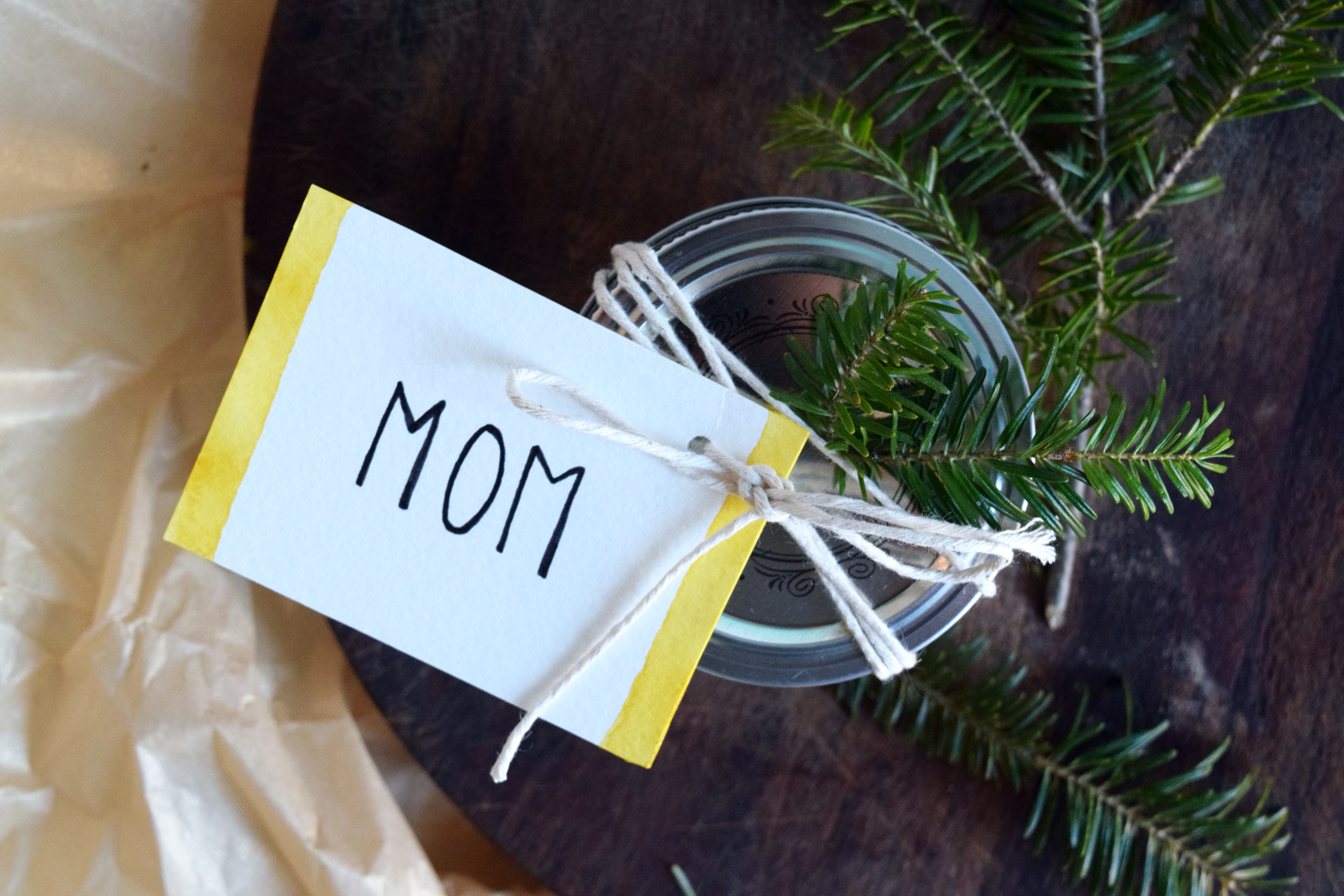 anti-consumerist gift guide mason jar diy holiday budget
