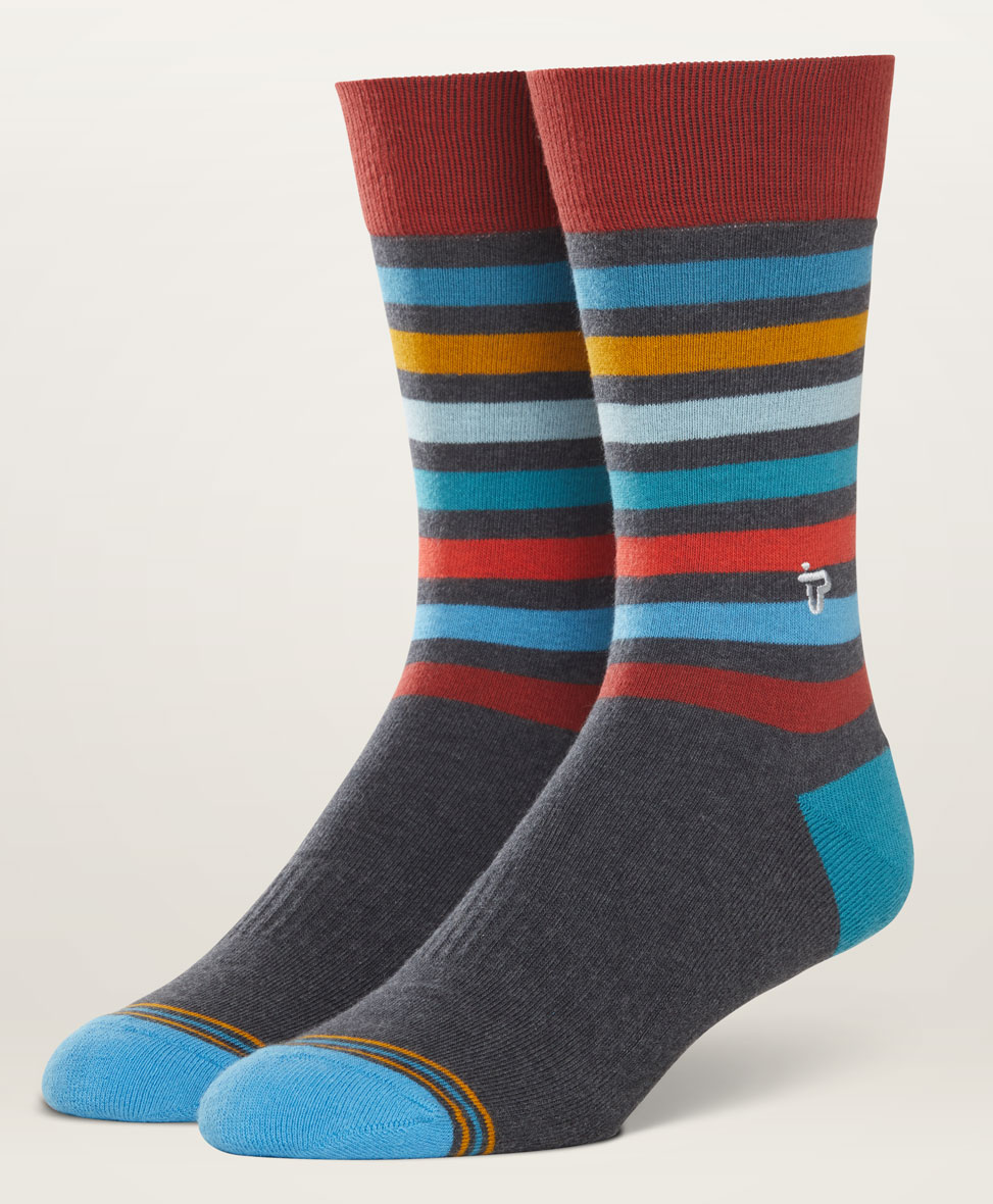 Pact Premium Crew Socks Pack of 5 - $28