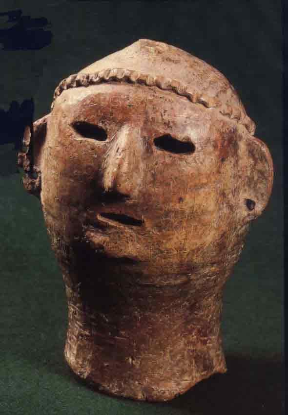 C20  原始社會至戰國雕塑