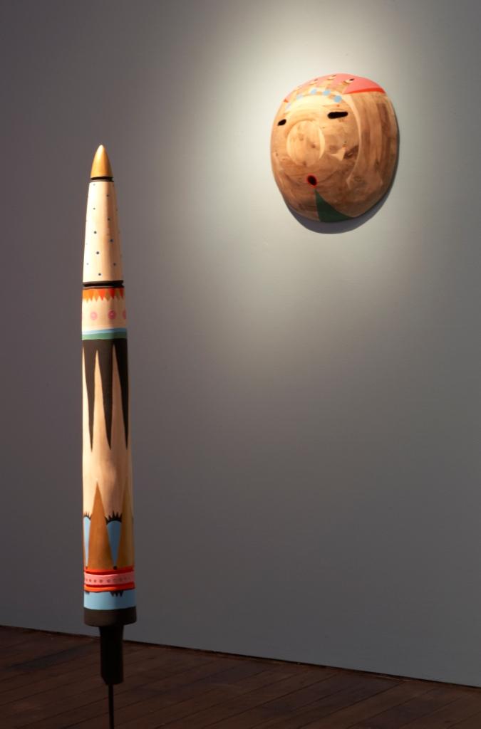 Totem #1 + Artefact #2