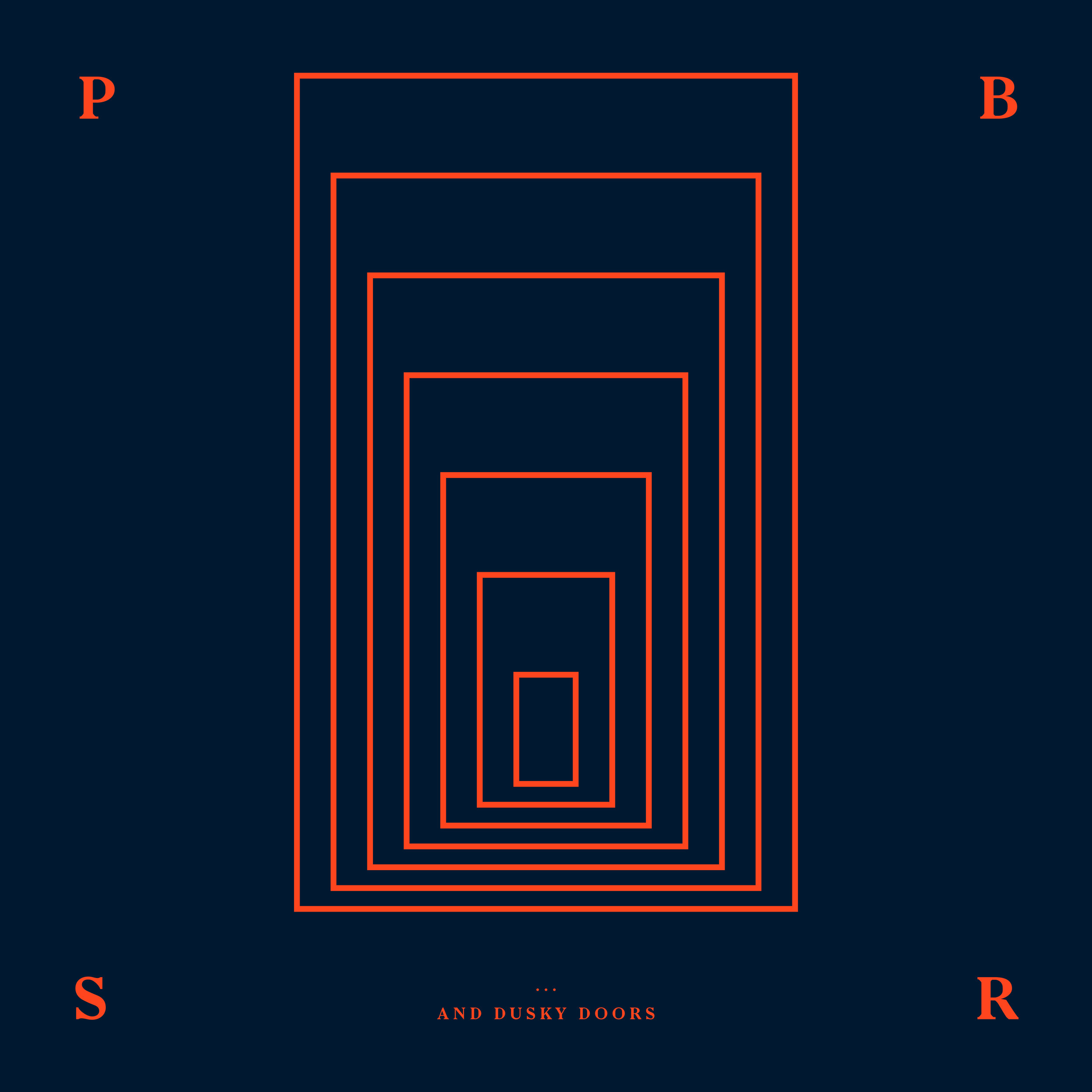 PBSR - ...and dusky doors [EP]