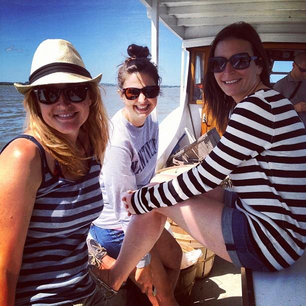 Tammy, Nikki and I
